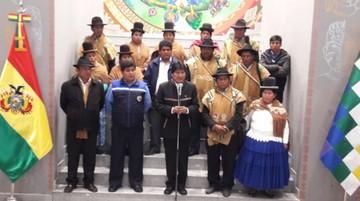 Mecapaca se compromete a ceder espacio para el nuevo relleno sanitario de La Paz