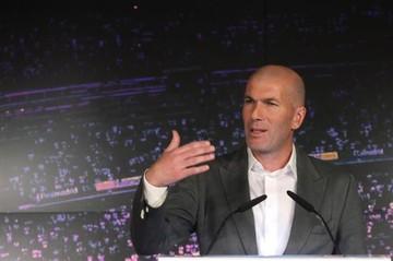 Zidane: Estoy listo para volver a ser el entrenador del Real Madrid