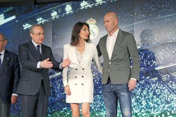 Zidane vuelve al Madrid