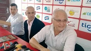 Guabirá presentó a Espinel como su nuevo DT