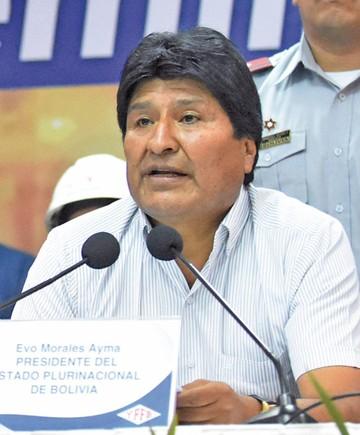 Evo: El apagón en Venezuela fue por armas cibernéticas