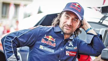 Castera dirigirá el Dakar