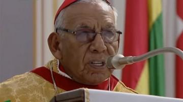 Cardenal de Bolivia dice que no hay casos de pederastia que investigar