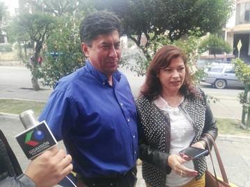 Acusan a magistrado del TCP  por presunta violencia familiar, pero su esposa retira la denuncia