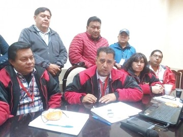 Funcionarios de Aasana exigen retiro de director