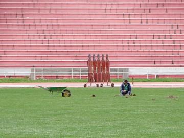 Patria se cerrará 15 días y fútbol se traslada a Yotala