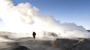 Muere turista china tras caer a fumarola en Potosí