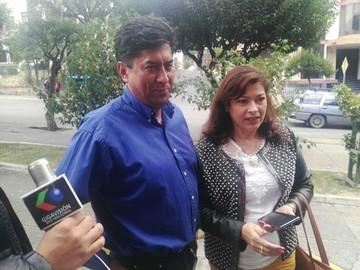 Diputados opositores piden renuncia del magistrado Ceballos