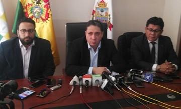 Ministro de Justicia pide al TCP disponer licencia para tribuno denunciado por violencia