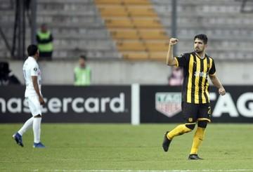 Peñarol golea a San José