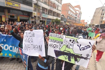 UPEA pide destituir a juez y fiscal de caso Jonathan