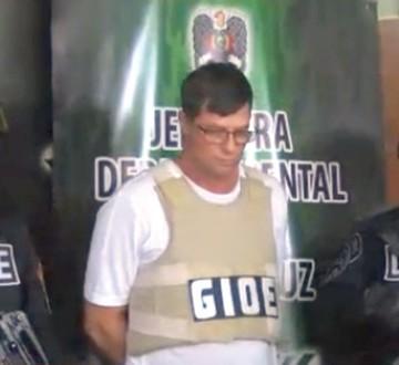 Policía captura  a un delincuente buscado en Brasil