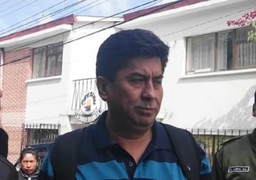 Magistrado Ceballos solicita licencia por denuncia de violencia familiar