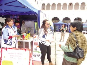 Feria: Sucre carece de cultura de reclamación