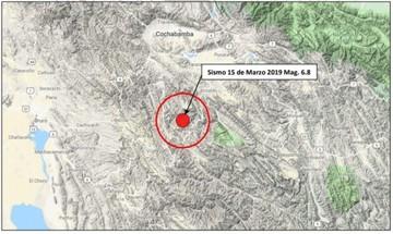 Sismo de 6,3 de magnitud se sintió en tres ciudades