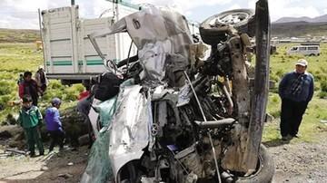 Colisión de motorizados deja ocho muertos