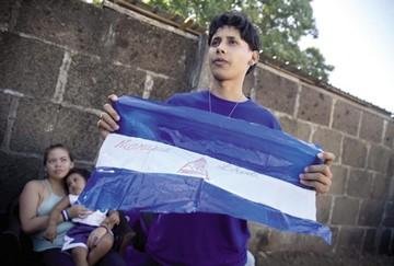 Excarcelan a grupo de manifestantes en Nicaragua