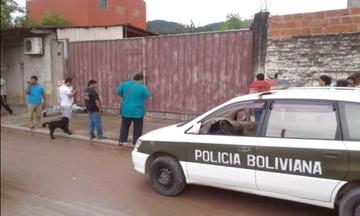Hallan a una pareja  y a sus cuatro hijos muertos en Yacuiba