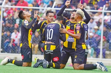 El Tigre le arrebata  invicto local a Always