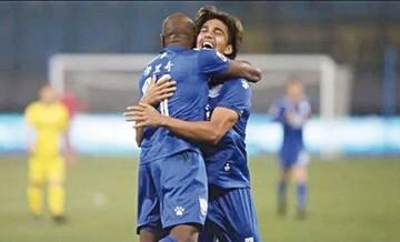 Martins vuelve a celebrar