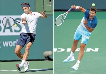 Federer-Thiem, final del Masters