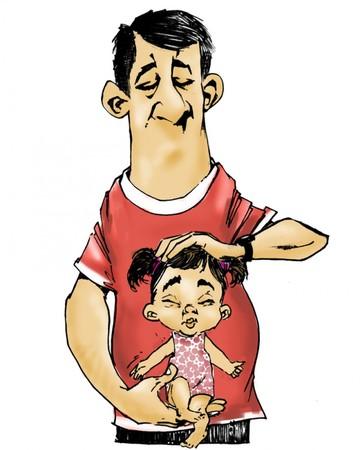 Un padre y la lucha por su hija