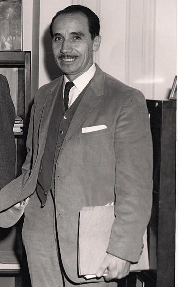"Gunnar Mendoza,""Padre de la archivística boliviana"""