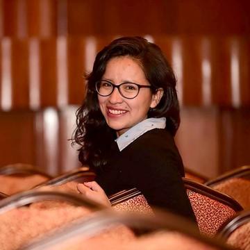 Lesly Zerna, la única profesora boliviana en Platzi