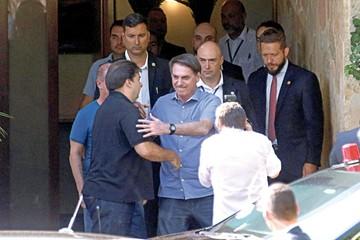 Bolsonaro emprende visita oficial a Estados Unidos