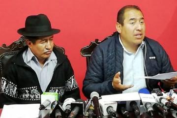 Fiscalía admite denuncia contra choferes y Vías Bolivia