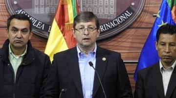 Ortiz pide que Evo responda ante la Asamblea por demanda marítima