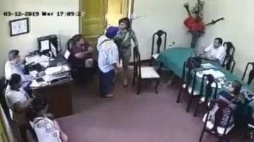 Alcaldesa de Guayaramerín insulta y grita a concejal y a periodista