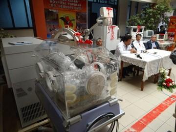 Hospital George Duez del IPTK da un salto tecnológico