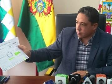 """Arce lamenta que Magistratura tenga una actitud """"relajada y  tardía"""" ante la corrupción"""