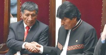 Ex magistrado Mamani  es designado embajador