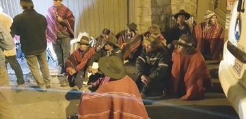 Nación Qhara Qhara decide continuar gestiones en La Paz