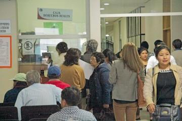 Piden echar a registrador de DD.RR. en Chuquisaca
