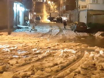 Tormenta provocó emergencias en al menos 30 sectores de Sucre