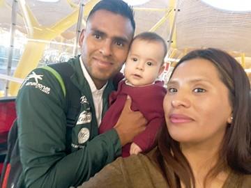 "Un reencuentro familiar para el ""Chiki"" Torres"