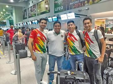 Karatecas buscan pase a Lima