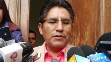 Patzi firmará convenio para aplicar el SUS en La Paz