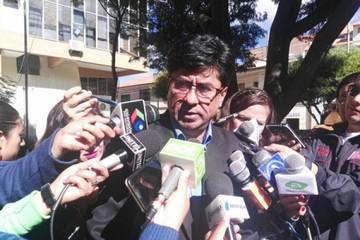Magistrado Ceballos pidió licencia de sólo diez días y a cuenta de vacación