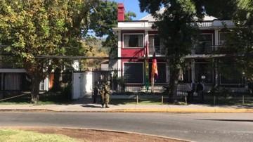 "Consulado de Bolivia sufre amenaza de bomba por  ""venganza"" por muerte del ""Cangri"""