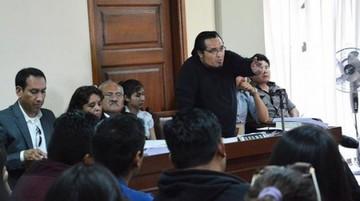Abogado torturador dice que su forma de cobro era más efectiva que un proceso civil
