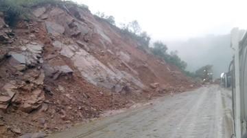 Lluvias causan el cierre  de rutas en Chuquisaca