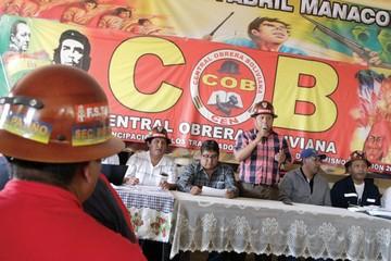 COB se alista para definir incremento salarial