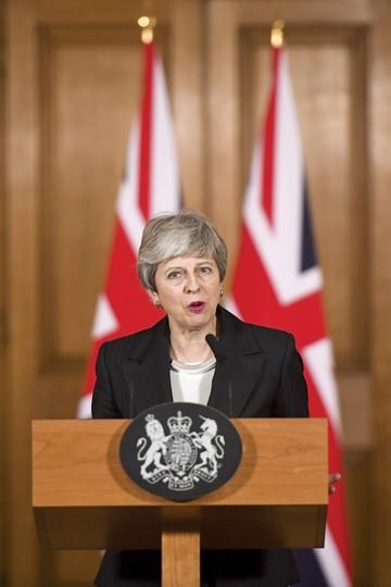 Brexit: Reino Unido pide una prórroga hasta junio