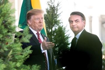 Bolsonaro visita a Piñera en Chile para crear Prosur