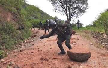 Tarija: Policía ingresa por la fuerza a la Reserva de Tariquía