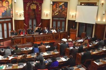 El MAS da voto de confianza a Romero en la interpelación por la emboscada en el Chapare